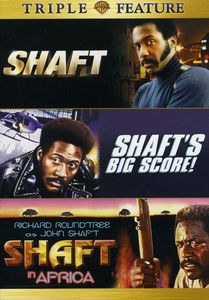 Shaft & Shaft's Big Score & Shaft in Africa