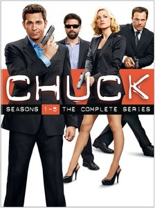 Chuck: The Complete Series - Collector Set