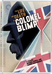Life And Death of Colonel Blimp (Criterion Collection)