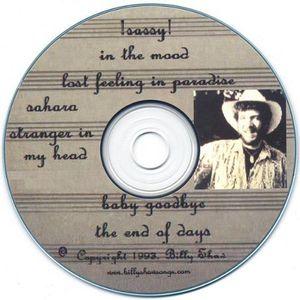 !Sassy! Billy Shaw - CD 634479120954