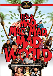 It's A Mad, Mad, Mad, Mad Planet (dvd)