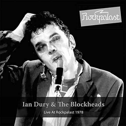 Ian Dury Amp The Block Live At Rockplast 1978 New Vinyl