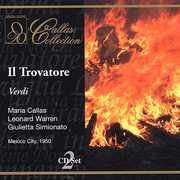 Verdi: Il Trovatore , Maria Callas