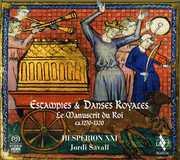 Estampies & Danses Royales [Hybrid SACD] , Jordi Savall