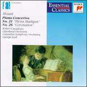 "Mozart: Piano Concertos Nos. 21 & 26; 12 Variations on ""Ah, Vous Dirai-Je, Maman"" , George Szell"