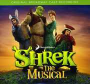 Shrek: The Musical /  O.B.C.R.