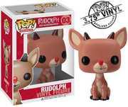 Pop Rudolph Red-Nosed Reindeer Rudolph Fig