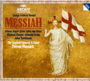 George Frideric Handel: The Messiah , Trevor Pinnock