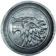 Game of Thrones Shield Pin: Stark (Butt)