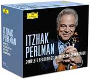 Complete Recordings on Deutsche Grammophon , Itzhak Perlman