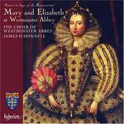 Mary and Elizabeth at Westminster Abbey , Choir of Westminster Abbey