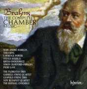 Complete Chamber Music , Brahms / Hamelin / King / Power / Florestan Trio