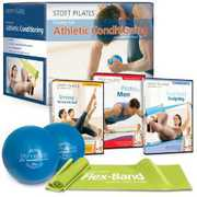 Pilates for Athletic Conditioning Kit (W/ DVD)