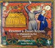 Estampies & Danses Royales , Jordi Savall