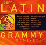 2000 Latin Grammy Nominees /  Various , 2000 Latin Grammy Nominees / Various