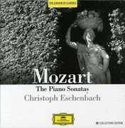 Mozart: Piano Sonatas [Box Set] , Christoph Eschenbach