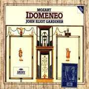 Mozart: Idomeneo , John Eliot Gardiner