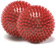 Massage Ball - Small (Pair) Red