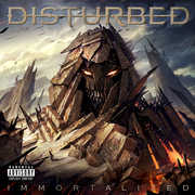 Immortalized , Disturbed