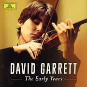 Early Years , David Garrett