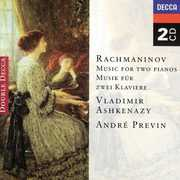 Rachmaninov: Music for 2 Pianos , Vladimir Ashkenazy