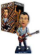 Mike Watt - Throbblehead Figure - Limited Edition