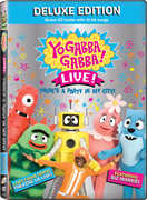 Yo Gabba Gabba!: Live! - There's a Party in My City!