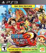 One Piece Unlimited WRLD Red (Day 1)