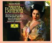 Puccini: Madama Butterfly , Mirella Freni