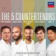 Les 5 Contre Tenors , Max Emanuel Cencic