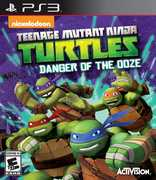 Tmnt:Danger of the Ooze