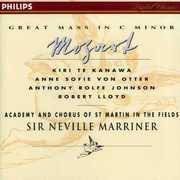 "Mozart: Mass in C minor ""Great Mass""; Ave Verum Corpus , Neville Marriner"