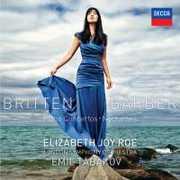Britten & Barber Piano Concertos /  Nocturnes , Elizabeth Joy Roe
