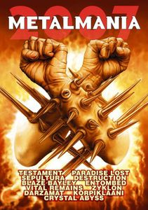 Metalmania 2007 /  Various