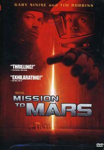Mission To Mars [dvd/2.35/dd 5.1/fr-sp-dub] (buena Vista Home Video)