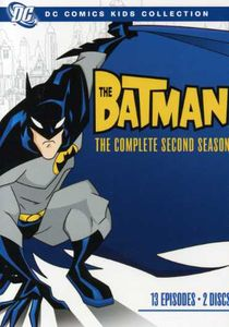 Batman: Complete Second Season