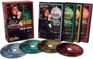 Johnny Cash Christmas Special 1976-1979