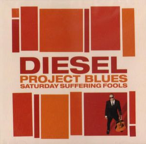 Beetle out Blues: Saturday Suffering Fools - CD