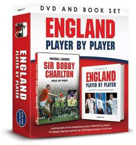 Image of England Player By Player (IMPORT)