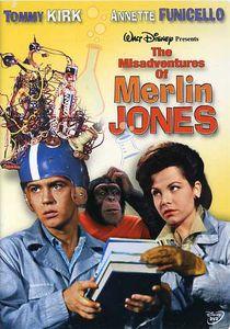 Misadventures of Merlin Jones