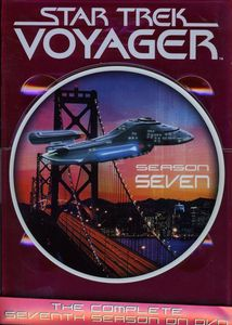 Star Trek Voyager: The Complete Seventh Season