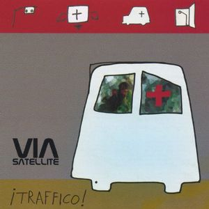 !Traffico! Via Satellite - CD 686283910498
