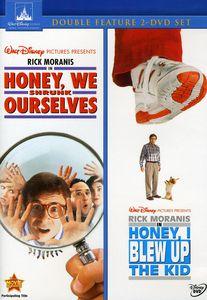 Honey We Shrunk Ourselves & Honey I Blew Up Kid