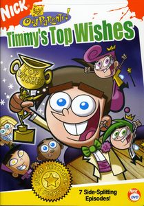 Fairly Oddparents: Timmy's Top Wishes