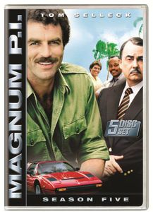 Magnum Pi: Season Five