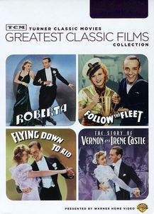TCM Greatest Classic Films Collection: Fred Astaire & Ginger Rogers 2