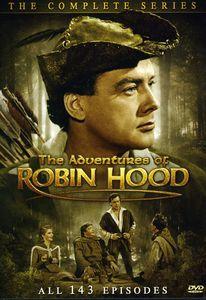 Adventures of Robin Hood: Complete Series