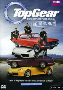 Top Gear USA: Complete First Sesaon