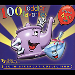 100 Toddler Favorites: 20th Birthday Collection