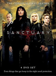 Sanctuary: Complete First Season